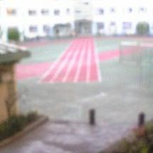 コンクリートの校庭 …