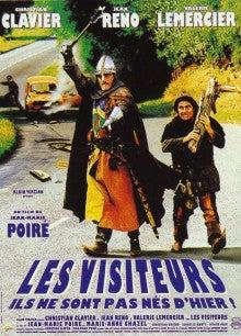 映画で学ぶフランス語-les visiteurs1