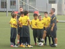 $欧州サッカークラブとの仕事を語るブログ-カンテラ2