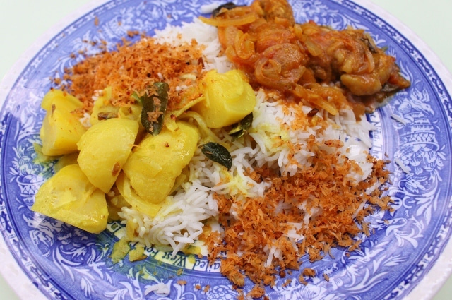 アハサ食堂~スリランカの家庭料理~