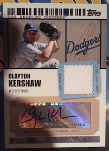 nash69のMLBトレーディングカード開封結果と野球観戦報告-kershaw2