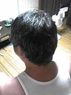 陽三とうさんの定年退職後ライフ。-髪を切ってもらって、すっきりです!