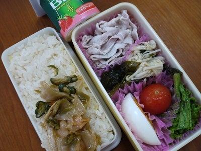 まーちゃんのお弁当-20110908