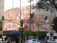 wanda日記 en メキシコ