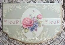 Atelier Jardin de Flore  片山智桂子のトールペイント