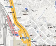 ハートプロジェクト【長崎】-26聖人記念館 地図(鳥瞰図)