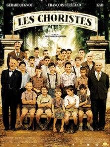 $映画で学ぶフランス語-les choristes