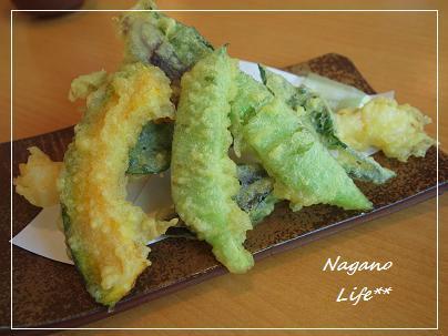 Nagano Life**-てんぷら