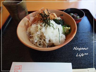 Nagano Life**-おろしそば