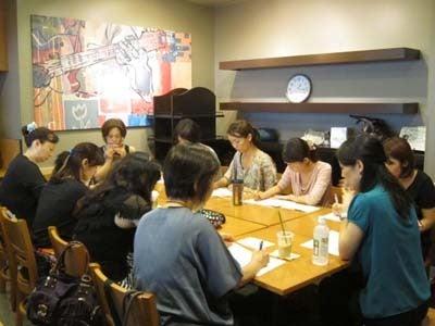 韓国料理研究家・ほんだともみのコリアンワールド-メディア勉強会