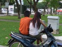 $ピースメーカーコウヘイの日記-love on the bike