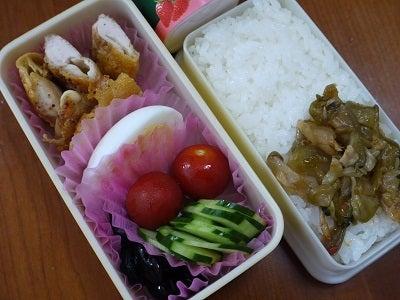 まーちゃんのお弁当-20110916