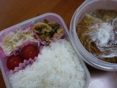 まーちゃんのお弁当-20110913