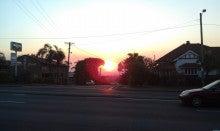 $輝くあなたへ レイキ&アバター(R) in ブリスベン-Sunset in Brisbane 17/9/11