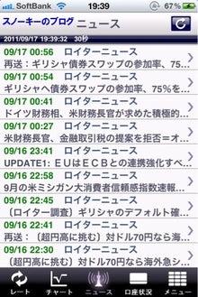 スノーキーのブログ-アイネットFXiPhone3