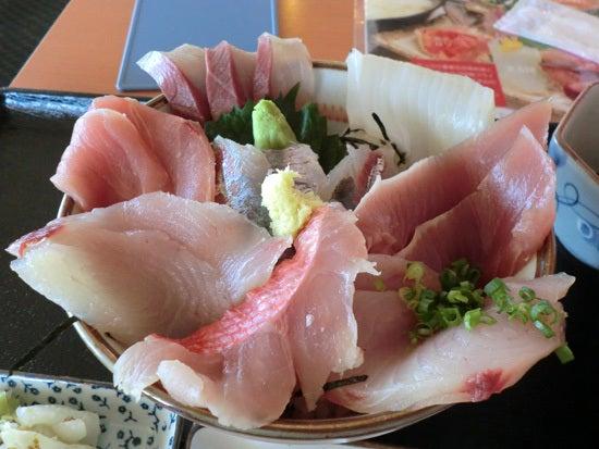 伊豆高原日記-海鮮丼