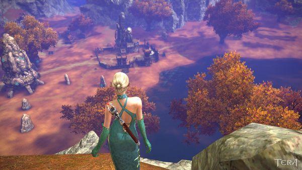 オンラインゲームTERA(テラ)のプレイ日記