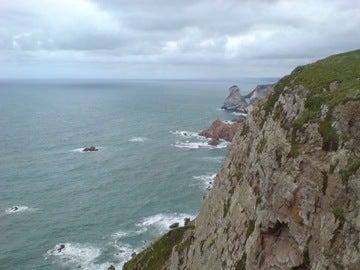 曇天のロカ岬1