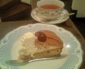 目白のシャンソンが歌える喫茶店 カフェ アコリット-20110912162835.jpg