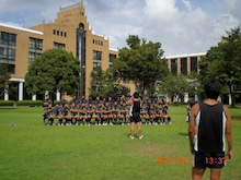 SUNDAI RUGBY MANAGER BLOG-集合写真