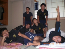 SUNDAI RUGBY MANAGER BLOG-合宿4年生