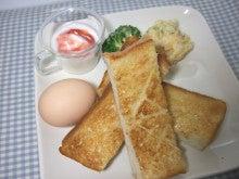 茨木市駅(阪急京都線) 徒歩8分 手作りの料理とケーキを提供する隠れ家カフェ           Cafe Sourire(カフェ スゥリール)-トースト