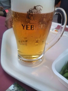 るなこ便り-ビール
