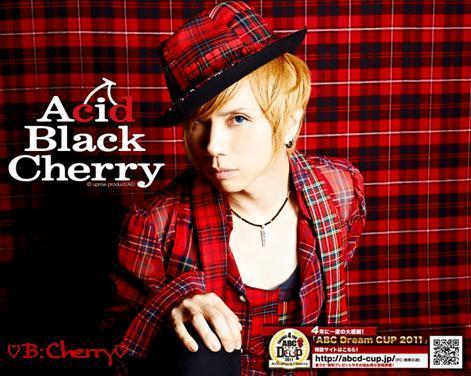 Acid Black Cherry [ABC] Official Web Site