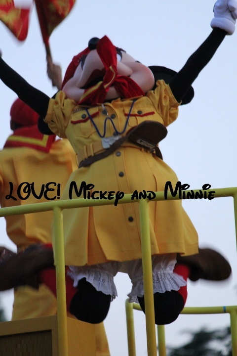 LOVE!*´∀`*Mickey and Minnie