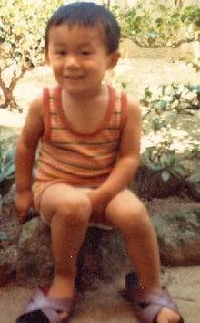 $岩本壮一郎の「鳴かぬなら鳴かせてみせようホトトギス」-3歳 壮一郎