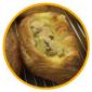 $金沢のおいしいパン【Su Franche】スーフランシュ-五郎島金時とココナッツのデニッシュ