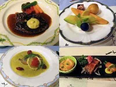 お試ししてみました-琵琶湖 食事