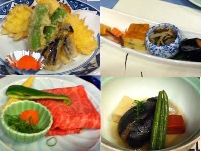 お試ししてみました-琵琶湖 和食