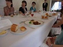 神戸のカラーリスト スタイリスト  トータル素敵プロデューサー☆みつこのブログ-テーブルレッスン風景