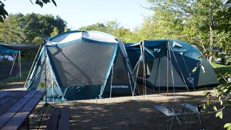初めてのオートキャンプ!子供と一緒にキャンプに行こう!-北軽井沢スイートグラスに9月24日1