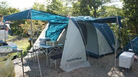 初めてのオートキャンプ!子供と一緒にキャンプに行こう!-北軽井沢スイートグラスに9月24日4