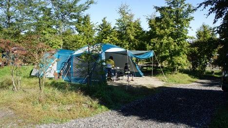 初めてのオートキャンプ!子供と一緒にキャンプに行こう!-北軽井沢スイートグラスに9月24日3