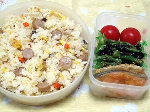 韓国料理研究家・ほんだともみのコリアンワールド-いんげんの韓国のり和え