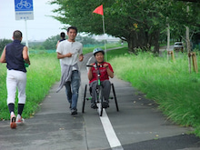 $僕も乗れた!障害があっても乗れる自転車&三輪車-11