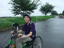 $僕も乗れた!障害があっても乗れる自転車&三輪車-4