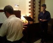 目白のシャンソンが歌える喫茶店 カフェ アコリット-20110927185126.jpg