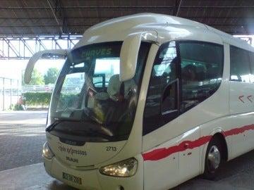 リシュボアのバス