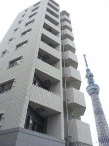 東京スカイツリーの目の前で営業中の押上店のブログ♪ 賃貸情報・おすすめスポットが満載♪