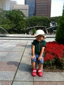 $徒然日記-噴水公園2011