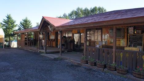 初めてのオートキャンプ!子供と一緒にキャンプに行こう!-北軽井沢スイートグラス管理棟