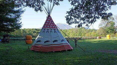 初めてのオートキャンプ!子供と一緒にキャンプに行こう!-北軽井沢スイートグラスティピ