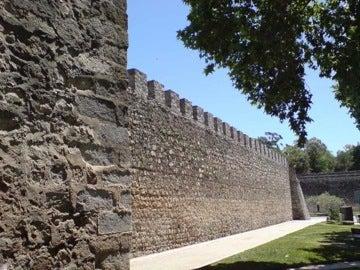 エボラ城壁