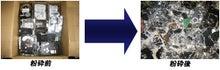 さんらいとの冒険(晃立工業オフィシャルブログ)-3.5inHDDのデータ消去(物理破壊)