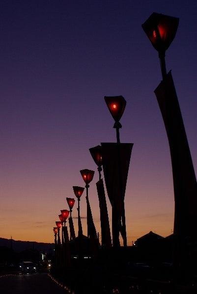 撮るの楽しやマニュアルフォーカス-飛鳥光の回廊1