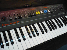 ぶぶの音楽ブログ-ローランドRS-09